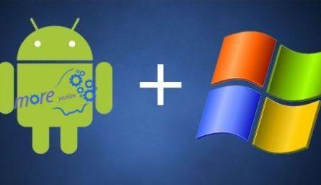 Google android uygulamaları Windows, Mac, Linux, and Chrome OS a getiriyor.