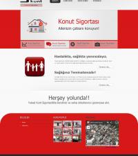 Yuksel Kunt Sigortacilik Web Sitesi