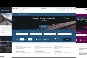 Havalimanı Araç Transfer Yazılımı & Web Sitesi