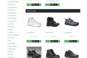Ürün Tanıtım Web Sitesi
