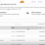 CloudFlare Nedir ve Nasıl Kullanılır adım 4