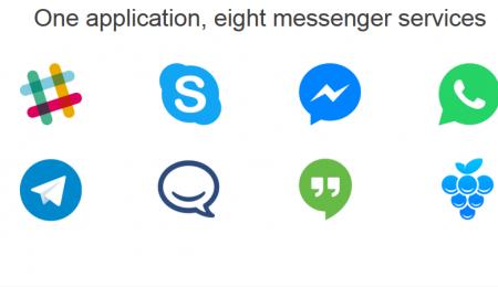 8 farklı İletişim Uygulamasını Brilikte Kullanın