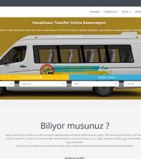 Gezerbey Havalimanı Transfer Sitesi
